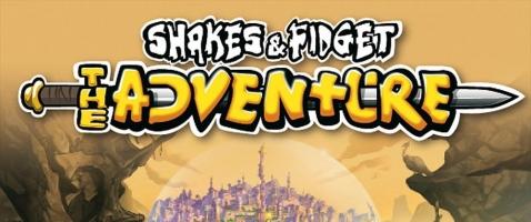 Shakes and Fidget: The Adventure - Unterhaltsame und absurde Rollenspielklischees
