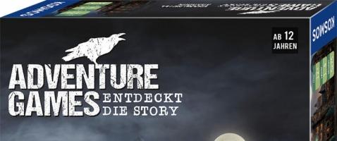 Adventure Games - Grand Hotel Abaddon  - Eine Einladung ins Geisterhotel