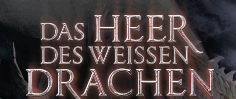 Das Heer des Weißen Drachen - Gewinnt den zweiten Teil der Draconis-Memoria-Reihe!