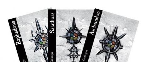 Raphadona - Opulenter Abschluss der Amizaras-Trilogie