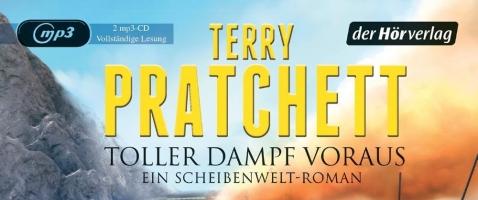 Toller Dampf voraus - Terry Pratchett