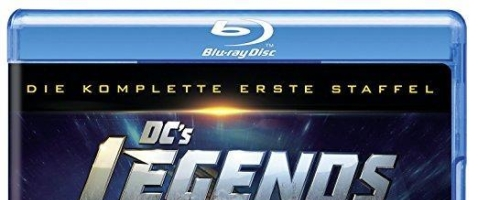 DC's Legends of Tomorrow – Staffel 1 - Zeitreisen, um die Welt zu retten