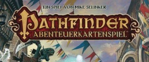 Pathfinder Abenteuerkartenspiel - Kooperative Fantasy-Abenteuer einmal anders ...
