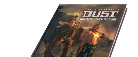 Dust Adventures - Rollenspiel im Weltkriegs-Pulp
