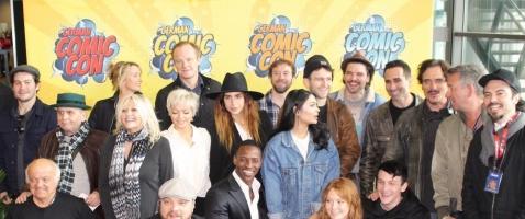 German Comic Con 2017 in Frankfurt - Ein Pläuschchen mit deinem Star