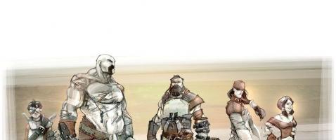 Guild Ball - Fantasy-Ballspiel auf freiem Feld