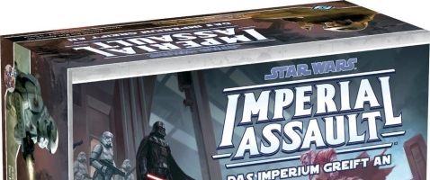 Star Wars Imperial Assault - Das Imperium greift an
