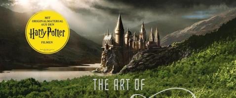 Harry Potter – Das Buch der Zauberstäbe & The Art of Harry Potter - Habe einen magischen Sommer mit diesen Zauberbüchern!