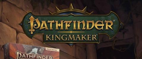Pathfinder Kingmaker - Gewinnt ein cooles Pathfinder Rollenspielpaket