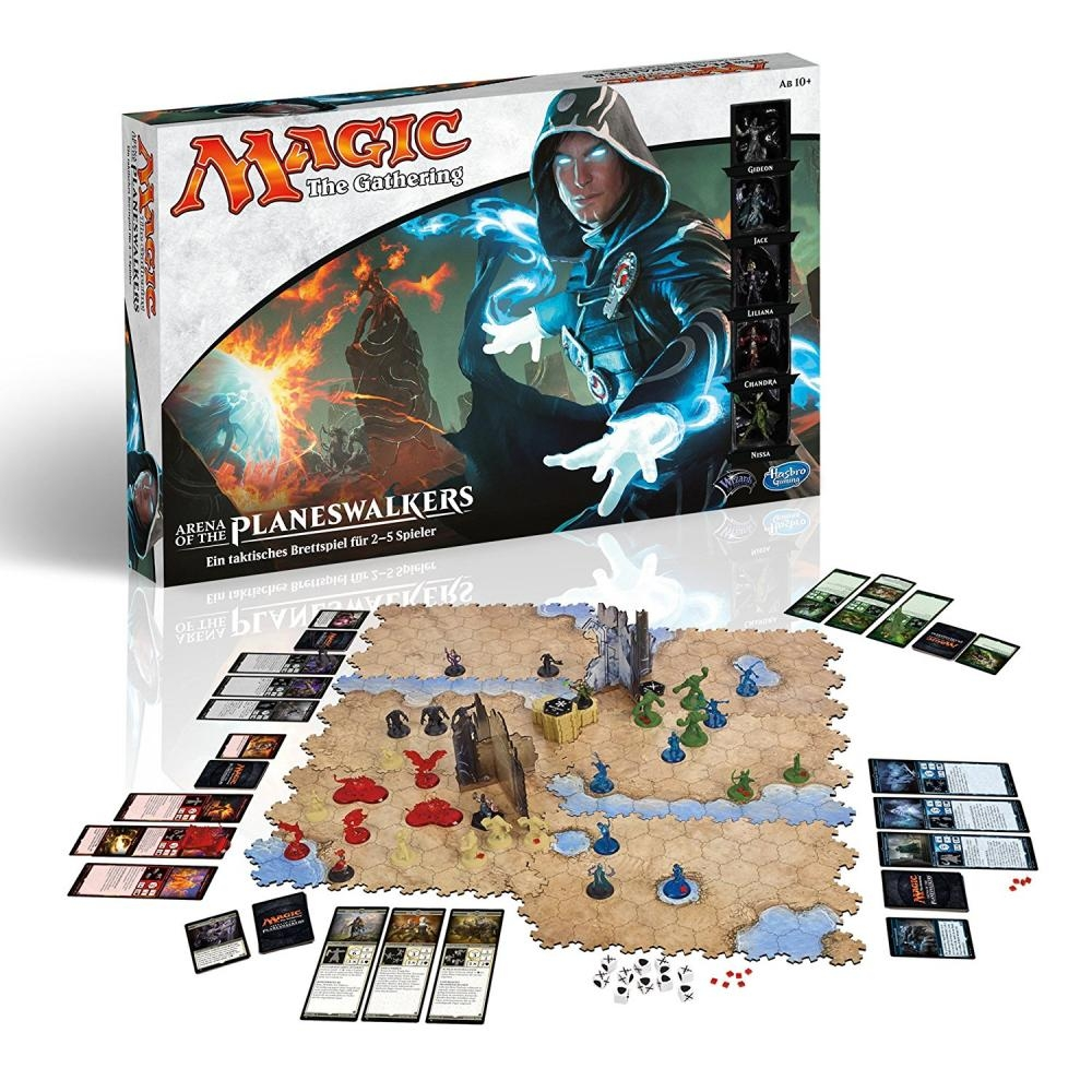 Magic das Brettspiel - Arena of the Planeswalkers