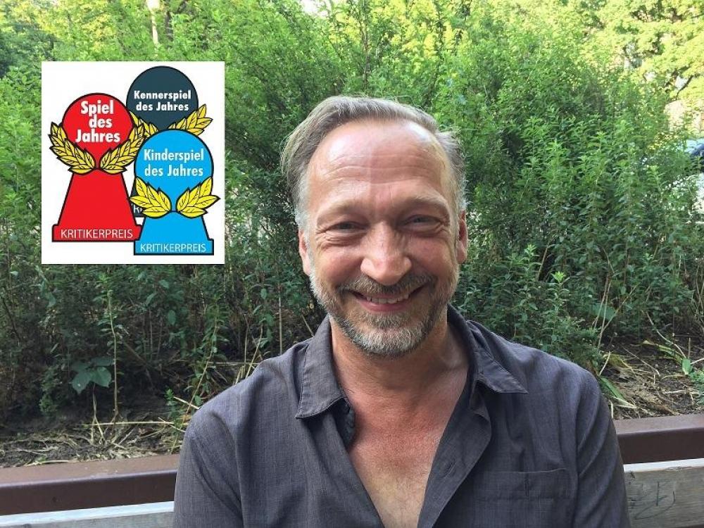 """Im Interview: """"Kinderspiel des Jahres""""-Jurymitglied Stefan Gohlisch: - """"Dieses Spiel bietet mir etwas, das ich so noch nie vorher gesehen habe."""""""