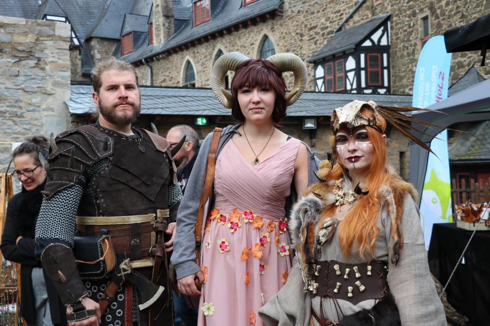 Medieval Fantasy Convention 2018 - Fandom auf Schloss Burg
