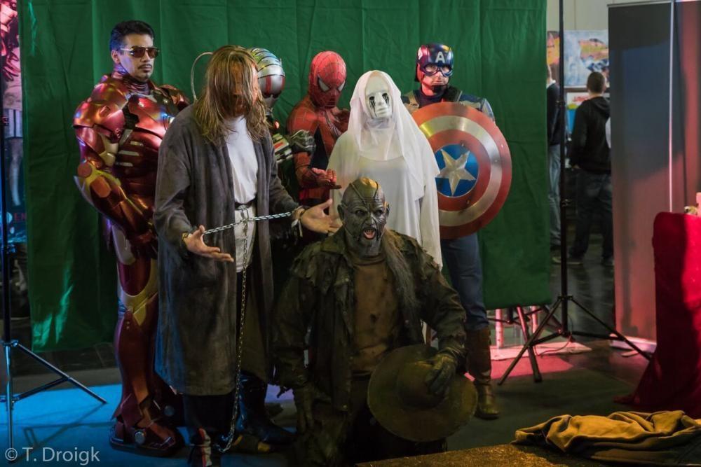 German Comic Con 2015 – Teil 2 - Und, hat's uns gefallen?