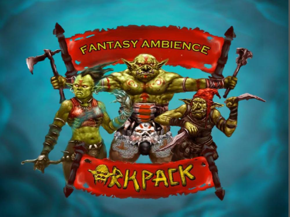 Ralf Kurtsiefer – Fantasy Ambience Orkpack - Ambiente auf Knopfdruck