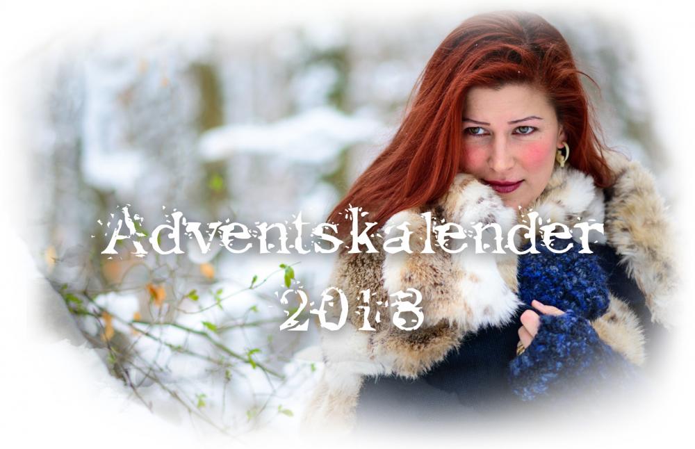 Adventskalender 2018 - Es schneit Geschenke!