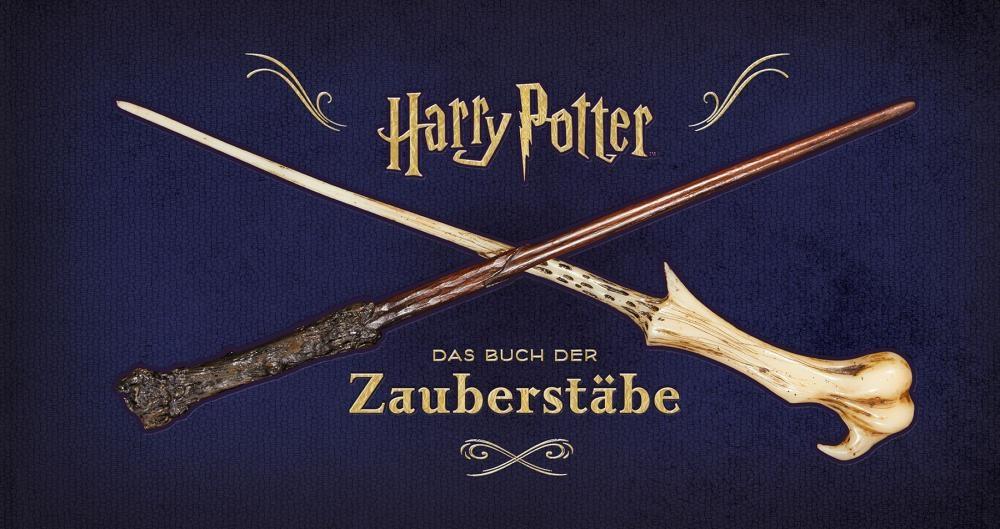 Harry Potter: Das Buch der Zauberstäbe - Magische Werkzeuge