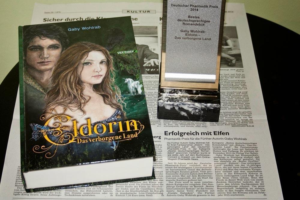Deutscher Phantastik Preis 2014 - Spieglein, Spieglein an der Wand, was ist der magischste Text im Land?
