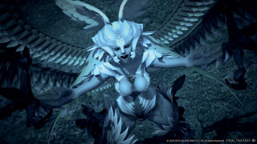Final Fantasy XIV – A Realm Reborn Patch 2.1 - A Realm awoken