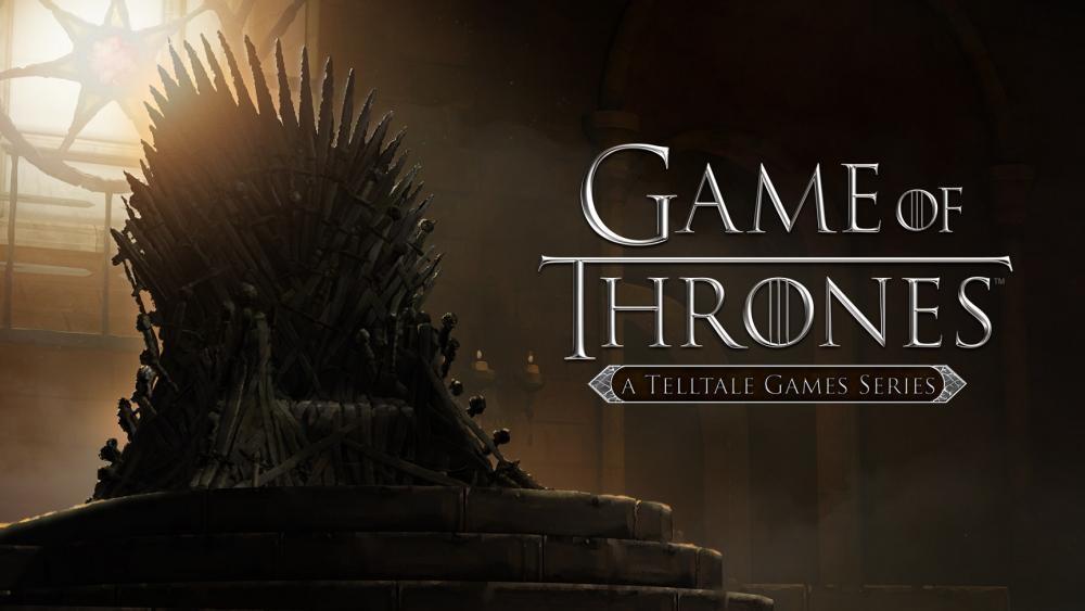 Game of Thrones - Die Serie als Spiel