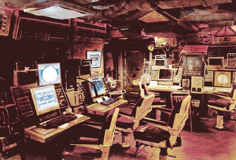 Projekt Exodus - Macht und Ohnmacht im Weltraum