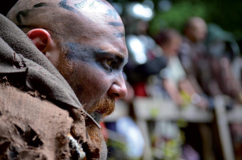 Skorturs Zorn - Eine Norse-Warband in den Horden des Chaos