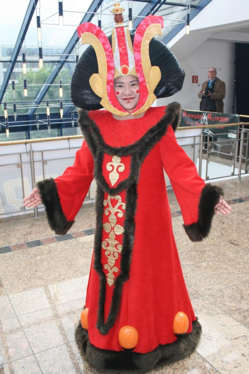 Königin Amidala, <i>Star Wars: Eine dunkler Bedrohung</i>
