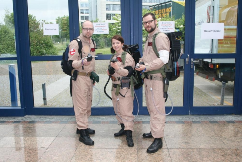 Who you gonna call?!?