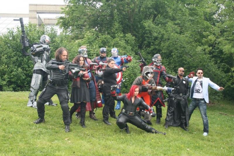 Ein kleiner Vorgeschmack auf Avengers 3?