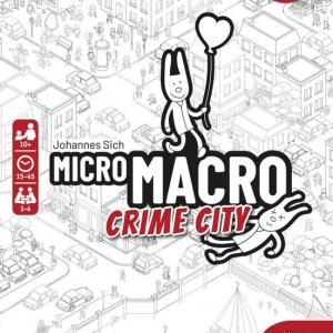 Micro Macro: Crime City - Kleines Spiel ganz groß?