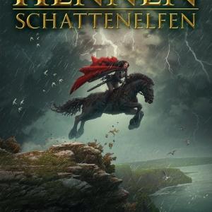 """Die Blutkönigin - Auftakt zur neuen """"Schattenelfen""""-Reihe von Bernhard Hennen"""