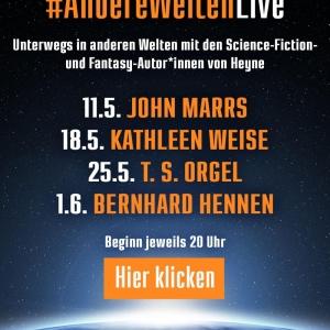 AndereWelten - Hennen - Online-Event 01.06.2021 - 20 Uhr