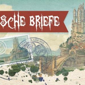Projekvorstellung: Magische Briefe - Eine Studienberatung von Alexander Diener und Sebastian Frenzel