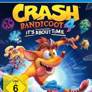 Crash Bandicoot 4: It's about Time - Knallharter Retro-Hüpfwahnsinn in der 2,5. Dimension