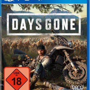 Days Gone - Postapokalyptischer Roadtrip