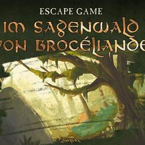 Escape Game: Im Sagenwald von Brocéliande - Hilfe für eine verzweifelte Lady