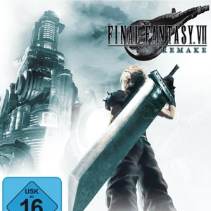 Final Fantasy VII  - Altes Spiel in neuem Glanz