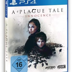 A Plague Tale Innocence - Ein Märchen über Pest und Unschuld