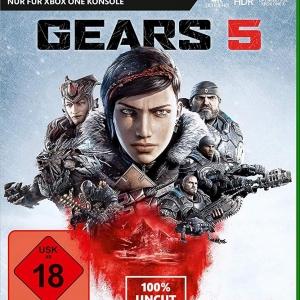 Gears 5 - Spektakuläre Selbstfindungsreise