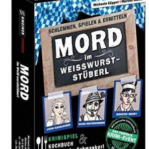"""Mord im Weißwurststüberl - Kleiner LARP-Snack für """"Normale"""""""
