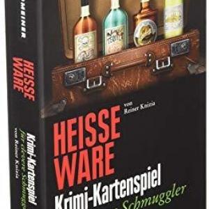 Heiße Ware: Krimi-Kartenspiel für clevere Schmuggler - Polizist oder Schmuggler? Egal, Hauptsache, genug Flaschen in der Tasche!