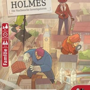 Sherlock Holmes - Die Nachwuchs-Investigatoren - Gemeinsam auf Spurensuche