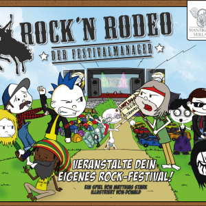 Rock'n Rodeo-Der Festivalmanager - News