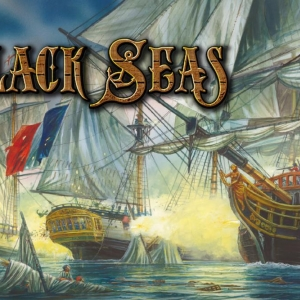 Black Seas - Tabletop in der Segelschiffära