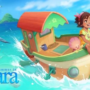 Summer in Mara - Computer-Rollenspiel für Kinder