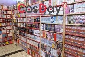 CosDay² 2017 - Japan-Convention mit alten Wurzeln
