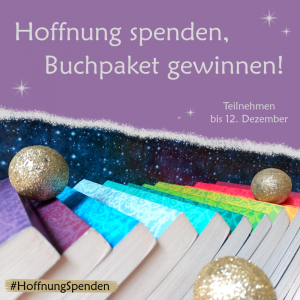 Hoffnung spenden! - Phantastische Advents-Charity-Aktion 2020