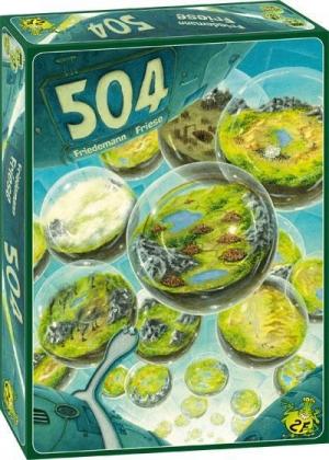 504 - 504 Spiele in einem Kasten