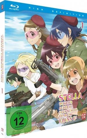 Stella Woman's Academy Vol. 1 - Schuluniformen und schwere Geschütze