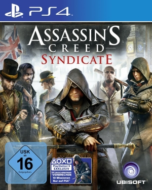 Assassin's Creed Syndicate - God save the Queen