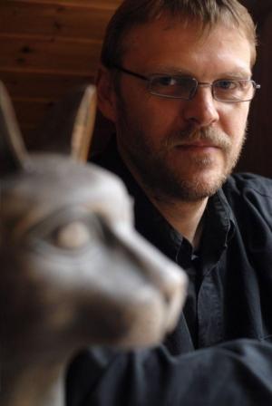Zwischen Lovecraft und Cyberpunk - Arthur Gordon Wolf im Genretalk